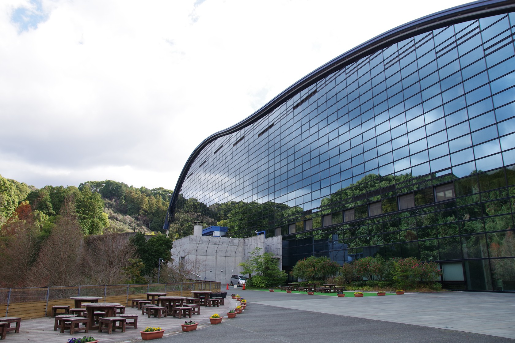 九州国立博物館造型
