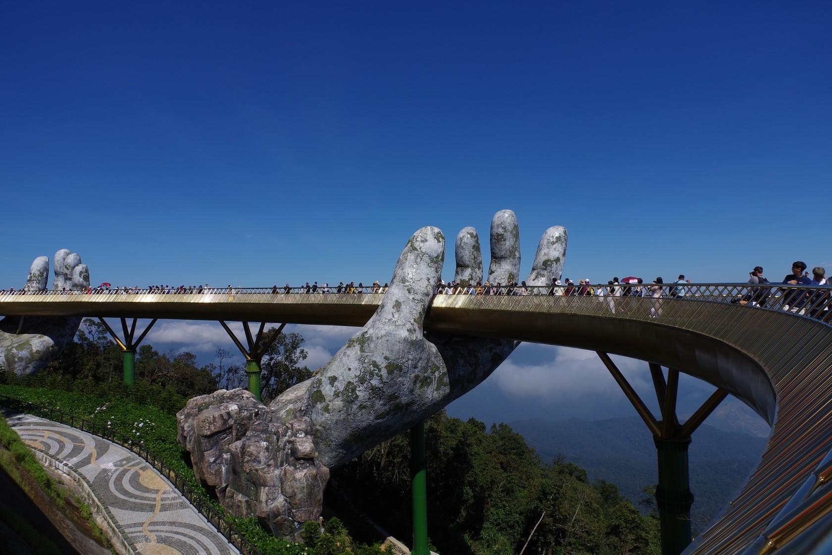 佛手黃金橋