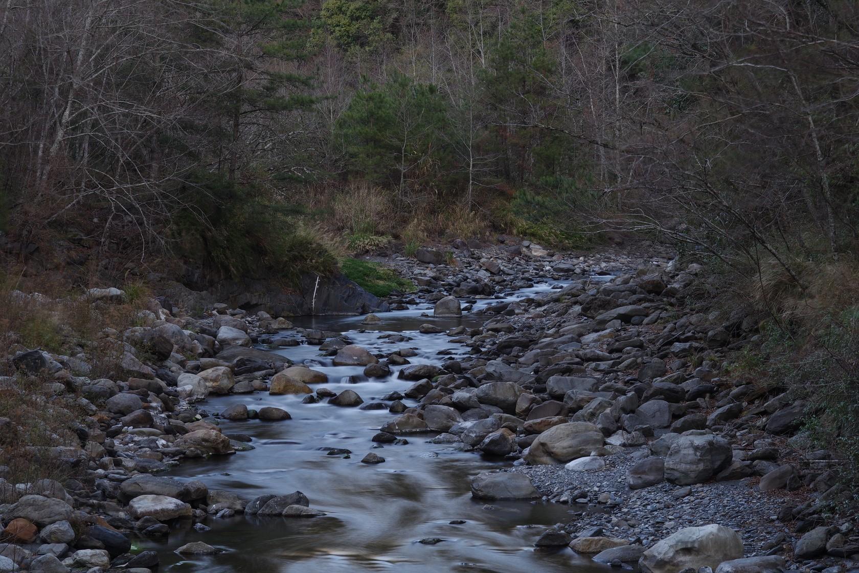 觀魚臺觀溪