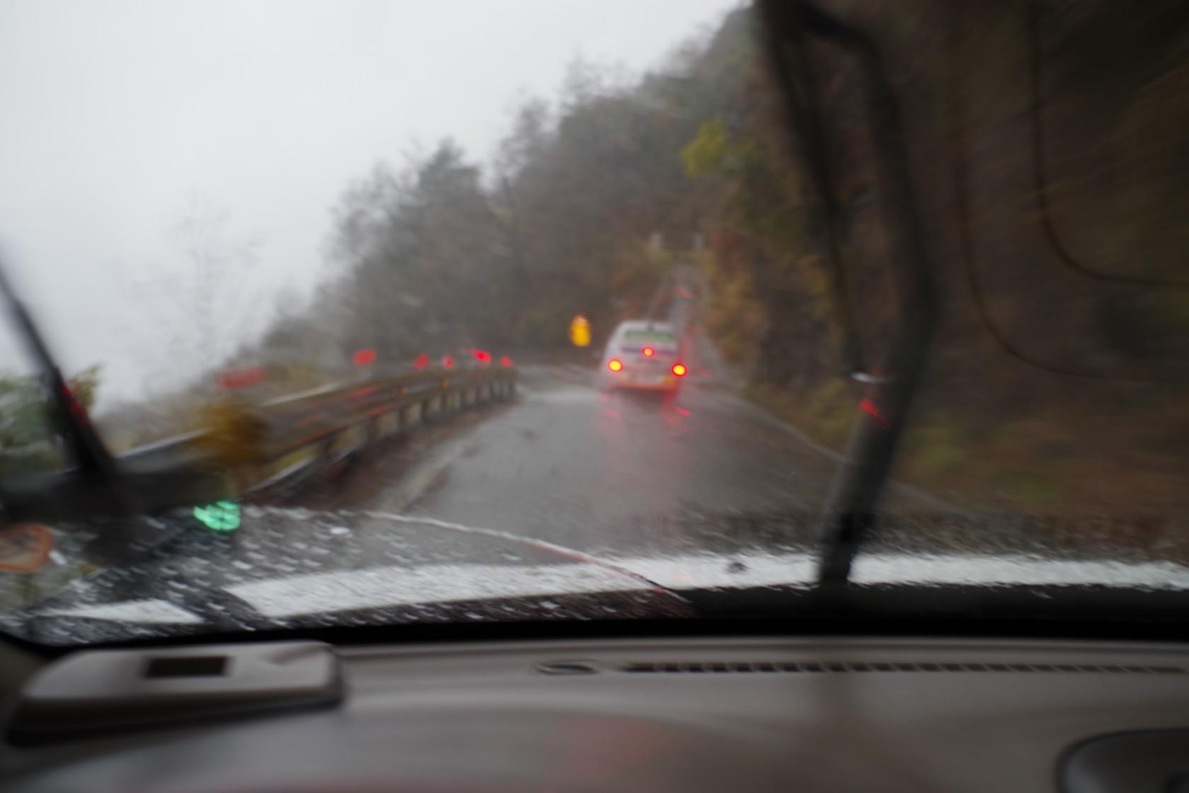 中橫公路超大豪雨