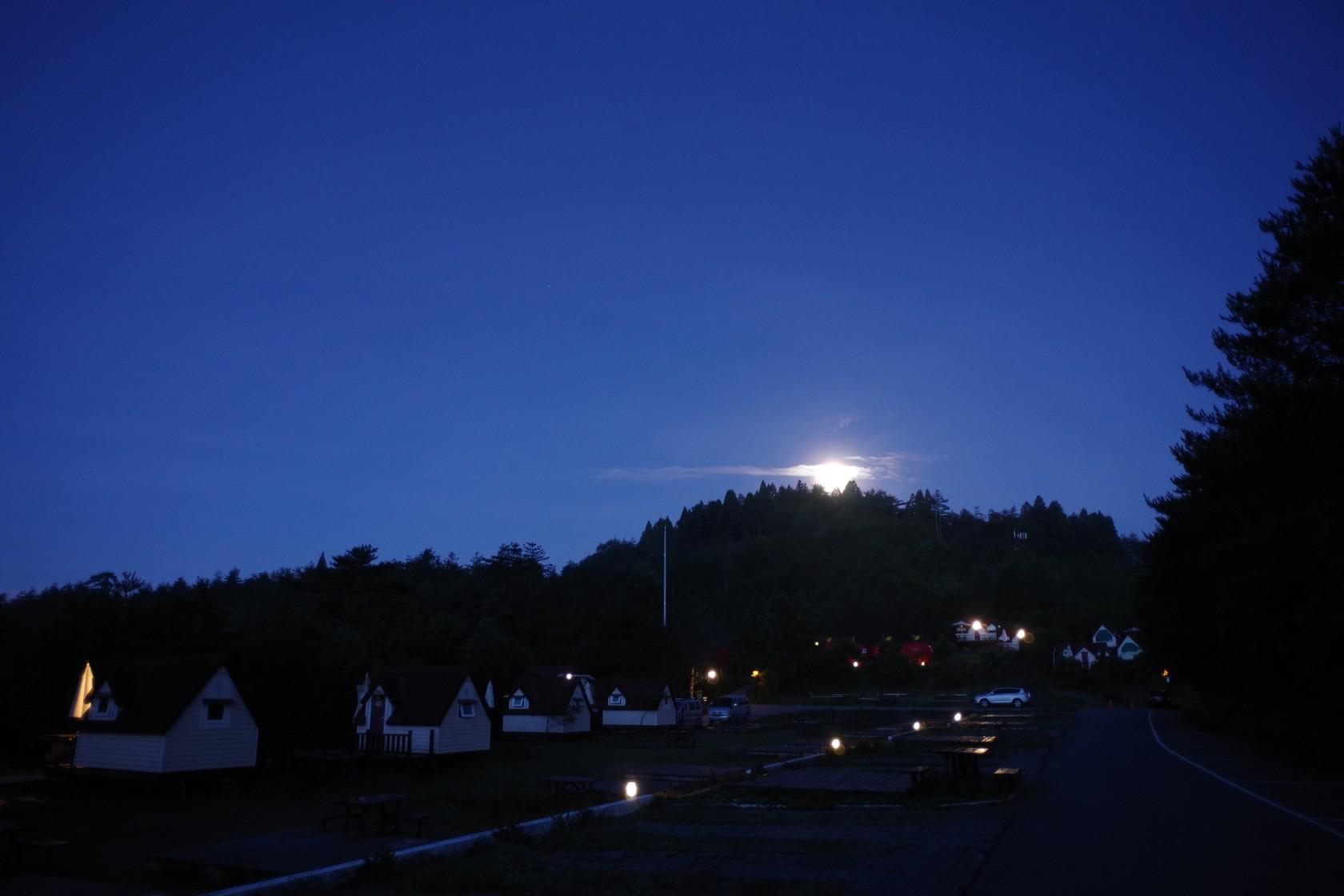 日升月落之際