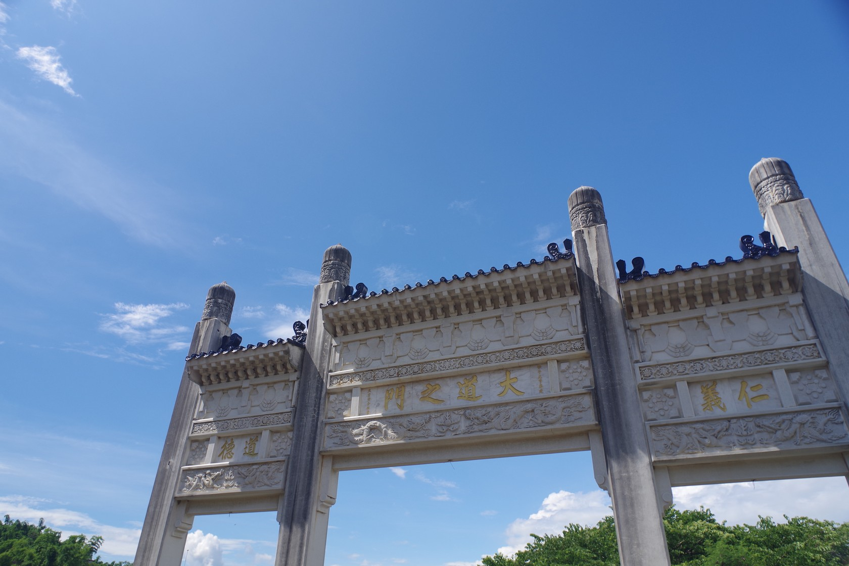 天壇公園牌樓