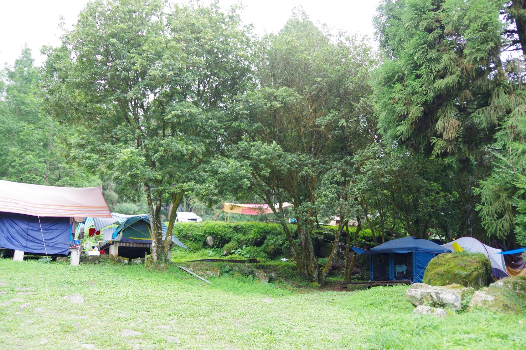 露營區風景